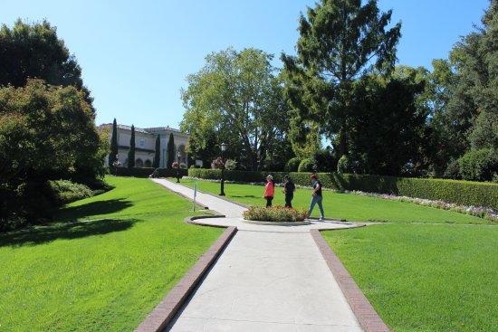 Healdsburg, Californië: Gardens