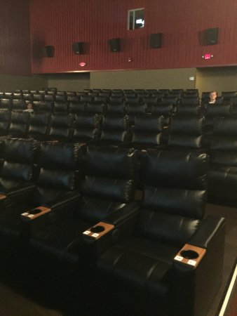 theaters with recliners near me