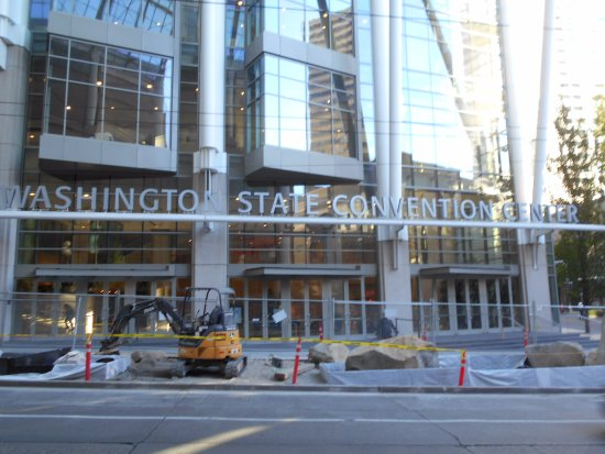 Washington State Convention Center Seattle All You Need To Know Before Go With Photos Tripadvisor