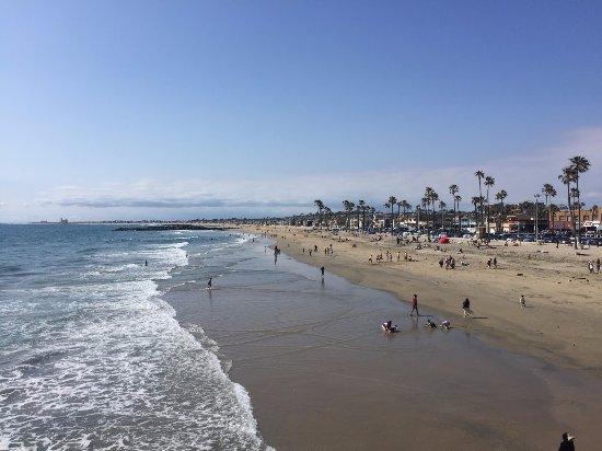 Newport Beach Pier View