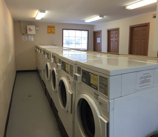 Carmacks, Canada: Washroom, Shower, Laundry Facilities