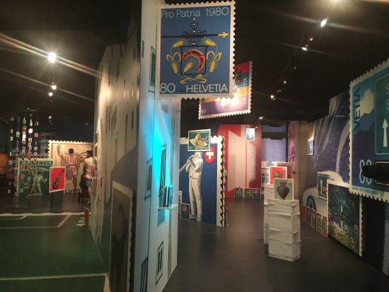Museum für Kommunikation: Interactive museum