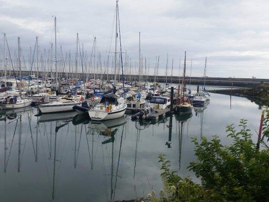 Malahide, Ierland: Marina