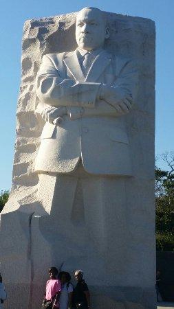 Martin Luther King, Jr. Memorial: 20160923_164151_large.jpg