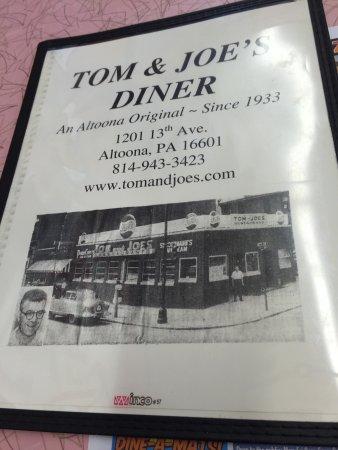 Алтуна, Пенсильвания: Tom & Joe's