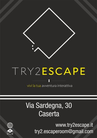‪Try2Escape Escape Room Caserta‬