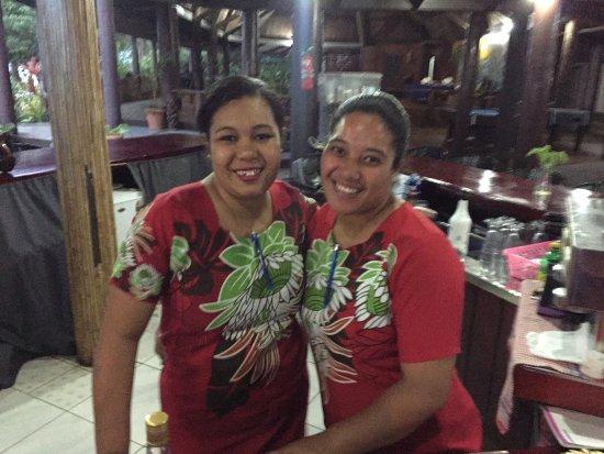 Atata Island, Tonga : Ana and Nofo