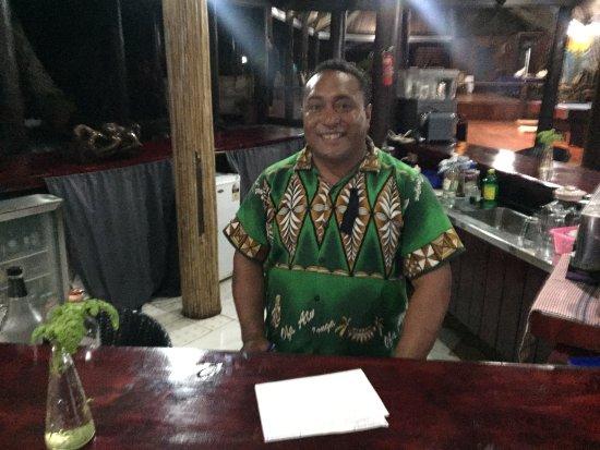 Atata Island, Tonga : Dani