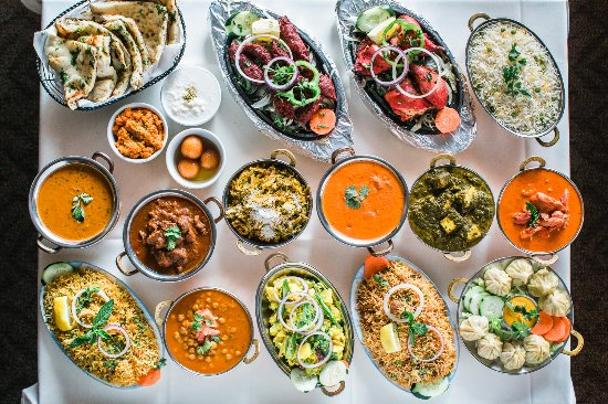 veg dinner - picture of nepal house - fine nepali cuisine, chicago