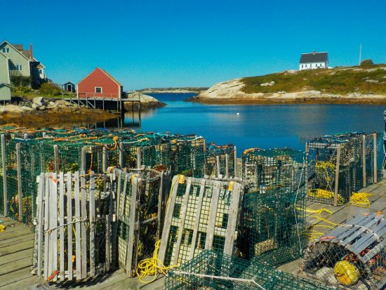 Peggy's Cove, Канада: Peggys Cove