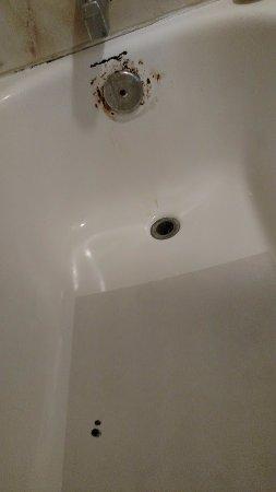 Vallejo, Kalifornia: Nasty Tub