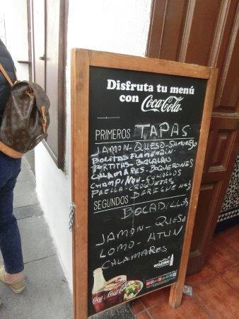 El Tablon Photo