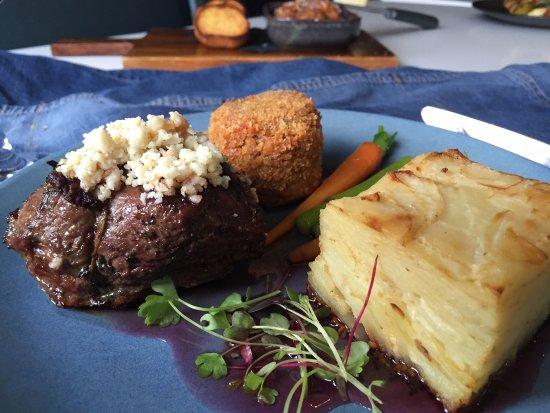 East Maitland, Avustralya: Lamb 2 Ways