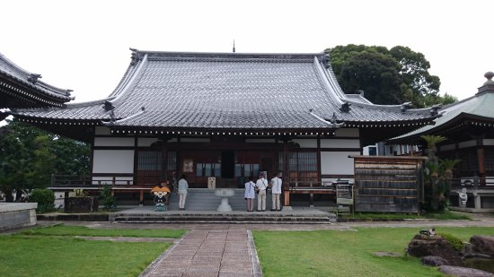 Ryuko-in Temple