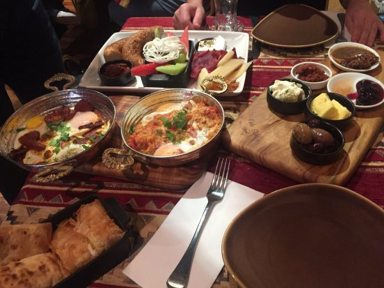 sofra turkish cuisine the is the new breakfast feast available saturday and sunday mornings at