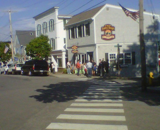 Boothbay Harbor, ME: You've found us!