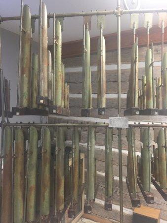 Φλόρενς, Αλαμπάμα: Interesting Instrument