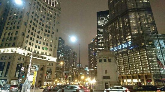 InterContinental Chicago: ホテル周辺