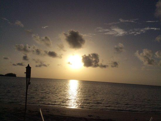 Somerset Village, Bermuda: Watching the sunset