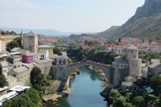 Super Tours: Mostar Old Bridge