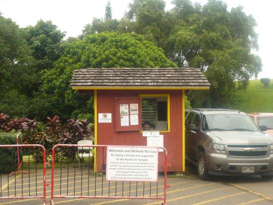 Kaneohe, HI: Ticket box