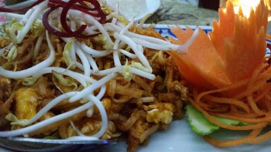 Otahuhu, Nueva Zelanda: Pad Thai - Chicken $20