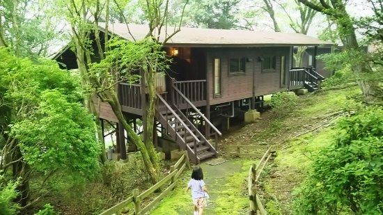 Cottage Swiss Village : コテージ