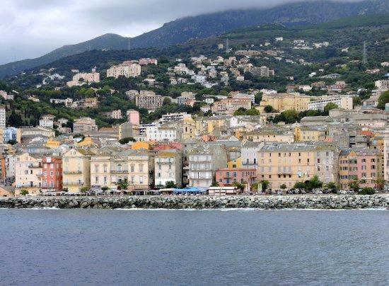 Bastia, Francia: puerto