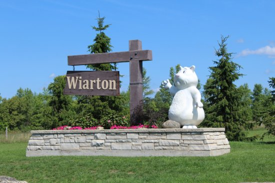 Welcome to Wiarton