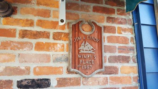 Lexington, มิชิแกน: Jim & Cindy Wimpy's Place Since 1987