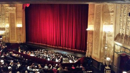 box view - picture of detroit opera house, detroit - tripadvisor