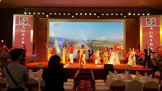 Lao Cai, Vietnam: Màn hình LED công nghệ P3 hiện đại nhất hiện nay