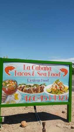 Wickenburg, AZ: Good autentic mexican and sea food