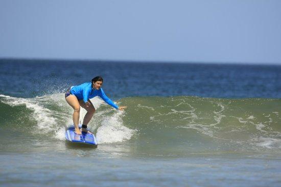 Santa Cruz, Costa Rica: Seafari Costa Rica Surf Lessons
