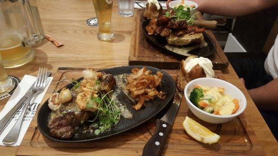 Devonport, Nuova Zelanda: Amazing Meal
