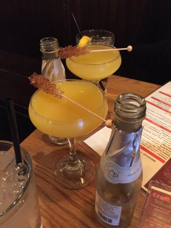 Cottonwood, Αριζόνα: Mimosa with rock candy!!!