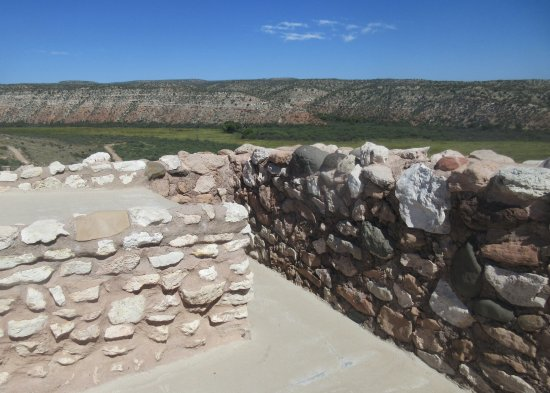 Clarkdale, AZ: View from Top, Tuzigoot National Monument, Cottonwood, AZ