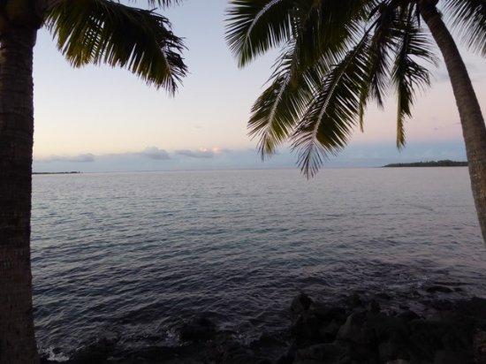Va-i-Moana Seaside Lodge: The lagoon