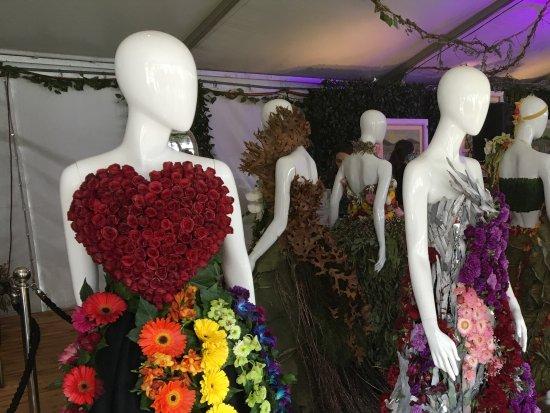 Floriade: Some interesting flower presentations