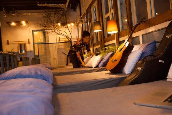Con Dao Islands, Vietnã: phòng Dorm