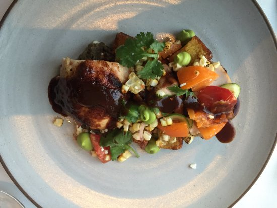 George's at the Cove: Roasted Jidori Chicken