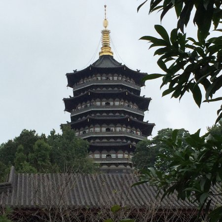 West Lake (Xi Hu): Lots of lovely bridges, pavilions, lotus ponds at West Lake (XiHu). Must visit Lei Feng Pagoda a