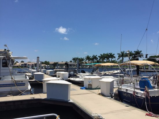 Port of the Islands Everglades - Adventure Resort: Marina