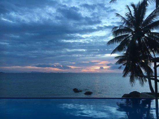夕陽拷屋度假村照片