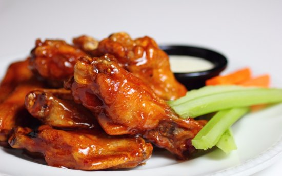 Cleveland, TN: Wings to set your soul on fire....