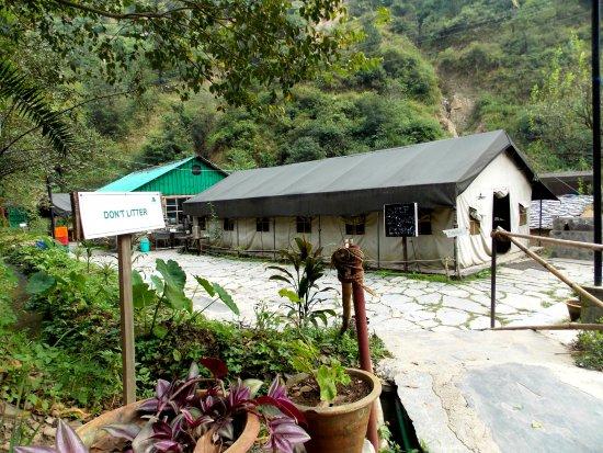 Entrance - Hail Himalayas Photo
