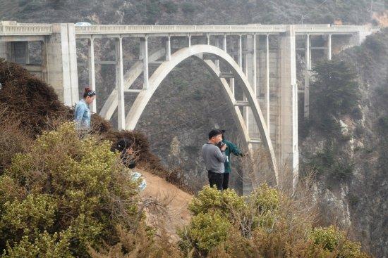 Bixby Bridge Photo