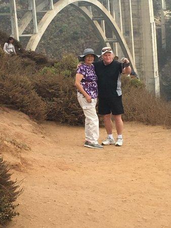 写真Bixby Bridge枚