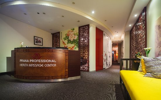 Prana Professional Health Massage Centre