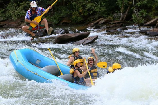 """Ocoee, TN: Best river rafting trip ever !! """"Ike"""" is an amazing guide and will return for many years to come"""